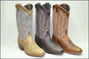 West World Boots
