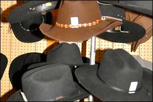 West World western wear store